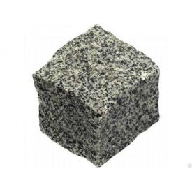 Брусчатка гранитная колотая 5х5х5 см (Покостовка)