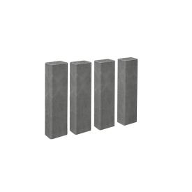 Столбик садовый бетонный сухопрессованный 60 см