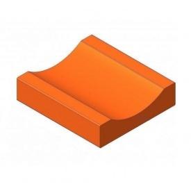 Водовідвідний жолоб БрукКерам клінкер 27х20х5,2 см