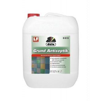 Ґрунтовка Dufa Grund Antiseptik D613 2 л прозорий