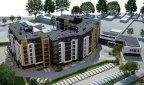 В Виннице построят «пассивную» многоэтажку с солнечными панелями и коллекторами?