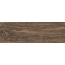Підлогова плитка Ceramika Gres Rancho Dark Brown 20х60 см
