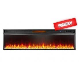 Електрокамін настінний Royal Flame Vision 60 LED 1500 Вт 1461x425x215 мм чорний