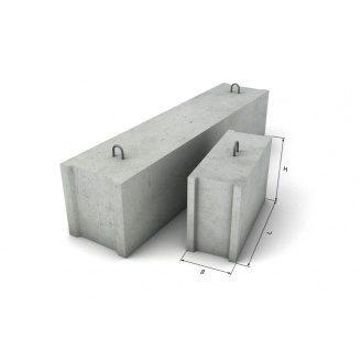 Блок фундамента ФБС 24-6-3
