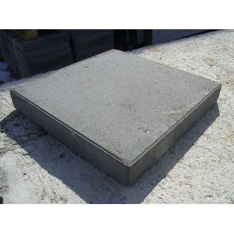 Плита тротуарная 8к.10 1000х1000х100 мм