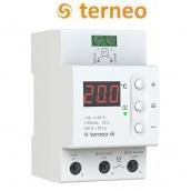 Терморегулятор Terneo rk 32 для електричного котла на DIN-рейку