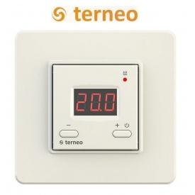 Терморегулятор для теплого пола TERNEO ST DS Electronics Слоновая кость