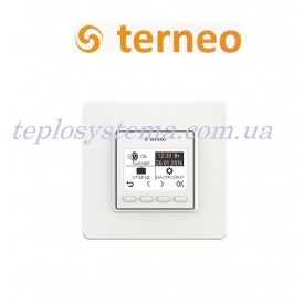Терморегулятор TERNEO PRO* для обогревателей белый
