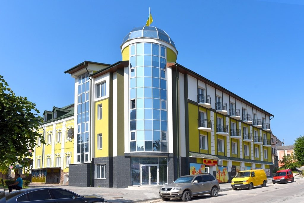 Торговый центр г. Кременец