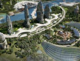В Испании построят первый в Европе город нового поколения.