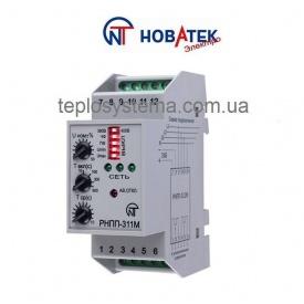 Трифазне реле напруги і контролю фаз РНПП 311М Новатек-Електро