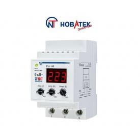Реле контроля напряжения РН-140 40А Volt Control Новатек-Электро