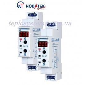 Реле контроля напряжения RN 119 16 А 3.6 кВт Новатек-Электро