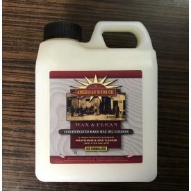 Засіб по догляду за підлогою American Wood Oil 1 л