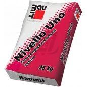 Самовыравнивающая смесь Baumit NivelloUno 25 кг