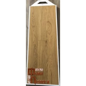 Паркетна Дошка Файні Підлоги Дуб трехшарова сорт Селект 15х130х1500 мм