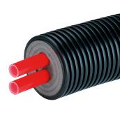 Теплоизолированные трубы AustroISOL double 50х50/200 мм