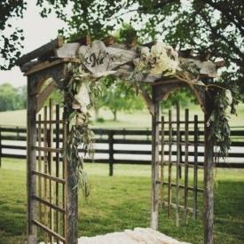 Свадебная арка Лолита под заказ
