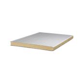Сендвіч-панель стінова пінополіуретан 100 мм 1000 мм