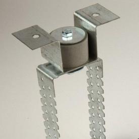 Звукоізоляційне кріплення Acoustic Traffic Vibrоfix SP стельове 1,5х2,2 мм