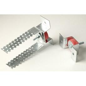 Звукоізоляційне кріплення Acoustic Traffic Vibrоfix P стельове 1,5х2,2 мм