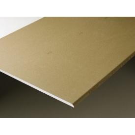 Звукоізоляційний гіпсокартон Knauf Silentboard 2500х625х12,6 мм
