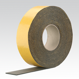 Звукоизоляционная лента Acoustic Traffic Vibrosil Tape 75х6 мм 15 м