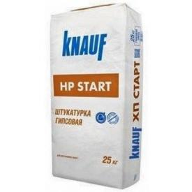 Шпаклевка гипсовая Knauf Start 25 кг