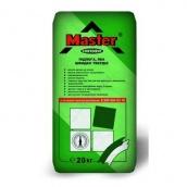 Швидкотужавіюча суміш самовирівнююча для теплої підлоги MASTER Continent 3-15 мм біла 20 кг