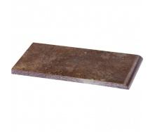 Клинкерный подоконник Paradyz Ilario brown 10x20 см