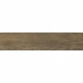 Керамогранит Paradyz Roble brown 19,4x90 см