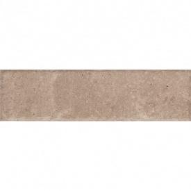Клинкерная плитка Paradyz Viano beige struktura elewacja 6,6x24,5 см