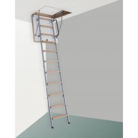 Горищні сходи Altavilla Cold Met 4s 80х60 см
