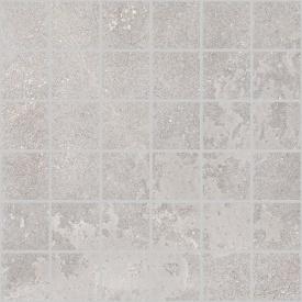 Мозаїка Zeus Ceramica Il Tempo керамограніт 300х300 мм grigio (MQCXSN8)