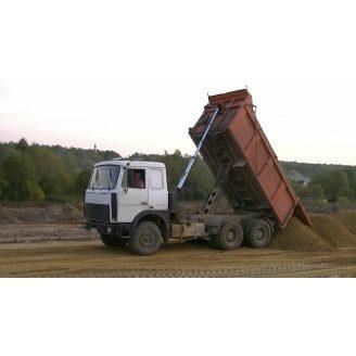 Перевезення вантажів самоскидами
