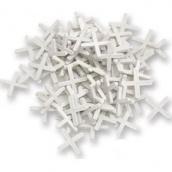 Крестики для плитки пластик 3 мм 2 см 100 шт