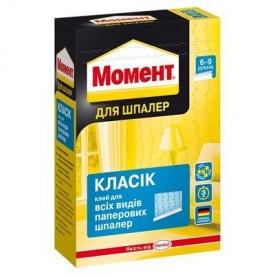 Клей обойный МОМЕНТ Классик 190 г