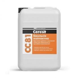 Емульсія контактна CERESIT CC-81 10 кг