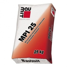 Штукатурка цементно-вапняна машинна Baumit MPI 25 25 кг