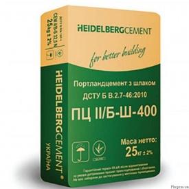 Цемент Міцний дім ПЦ 2/Б-Ш марка 400 25 кг