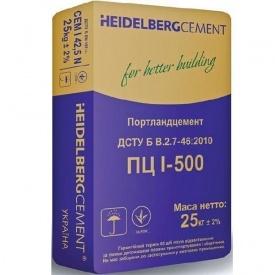 Цемент Євроцемент ПЦ 1/Б-Ш марка 500 50 кг