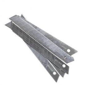 Лезвия для ножей 18 мм упаковка 10 шт