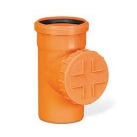 Ревизия канализационная наружная 110 мм