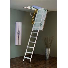 Чердачная лестница Minka Steel Termo 120х60 см