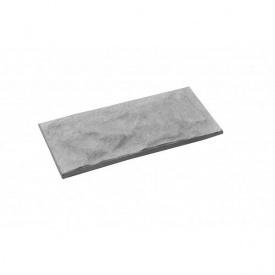 Фасадная плитка Континент Рваный камень вибролитая 26х12 см