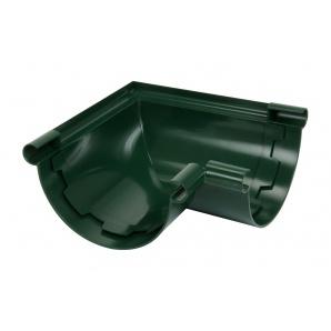Кут ринви 90° Nicoll 25 ПРЕМІУМ 115 мм зелений