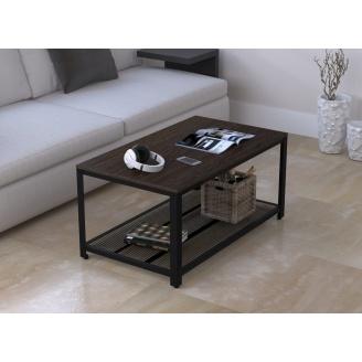 Журнальный столик V-105 Loft-Design 1050х500х600 мм дсп венге-корсика