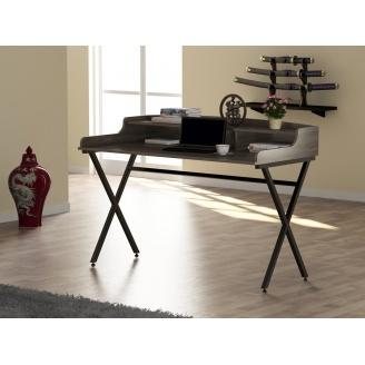Письменный стол Loft design L-10 1160х580х750 мм Дуб Палена