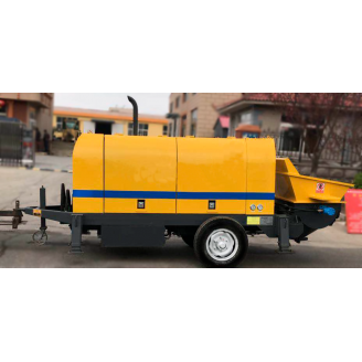 Электрический бетононасос HBTS50-12-55