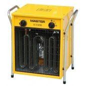 Оренда (прокат) електричної теплової гармати Master B 3ЕСА 7,5 кВт